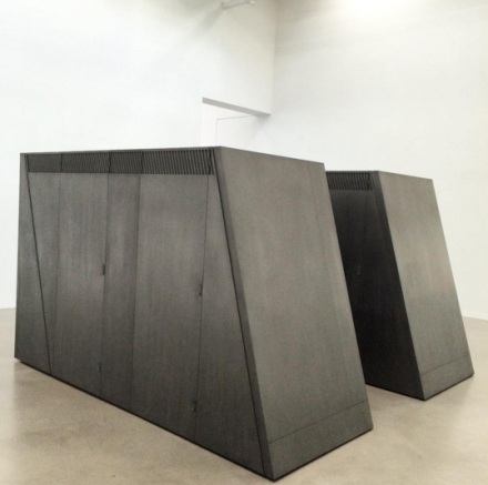 Adam McEwen, Harvest (Installation View), via Art Observed