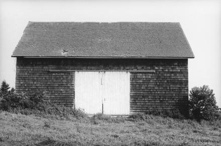 Ellsworth Kelly, Barn, Long Island (1968), via Matthew Marks Gallery