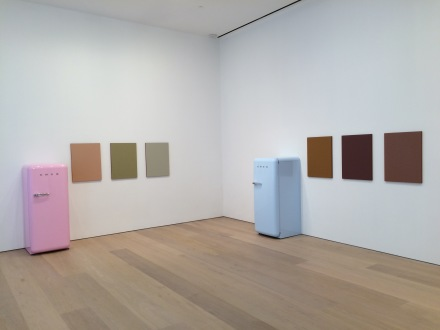 Sherrie Levine (Installation View), via Art Observed