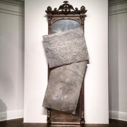 David Hammons, Untitled (2014), via Art Observed