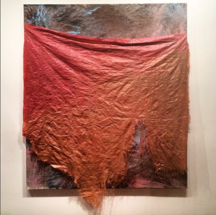 David Hammons, Untitled (2015), via Art Observed