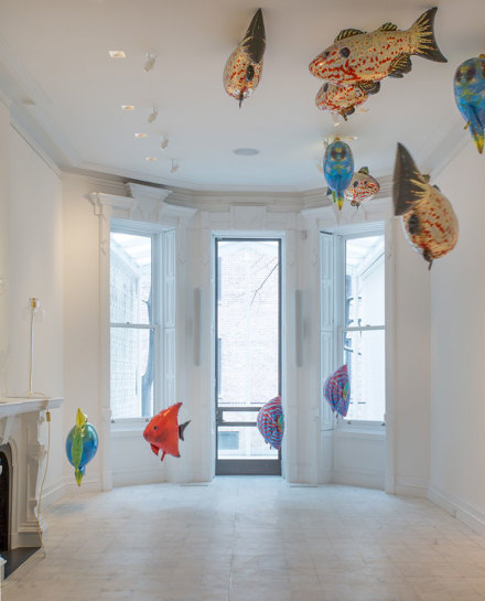 Philippe Parreno, IF THIS THEN ELSE (Installation View). Courtesy Gladstone Gallery