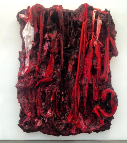 Anish Kapoor, Internal Objects in Three Parts (2013-2015), via Art Observed
