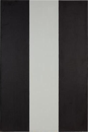 Brice Marden, Star (for Patti Smith), (1972-74), via Phillips