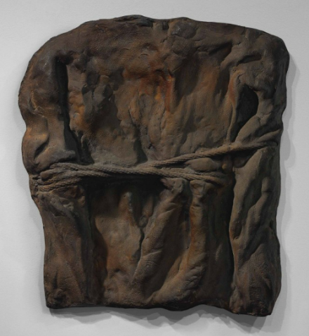 Bruce Nauman, Henry Moore Bound to Fail (1970), via Christie's