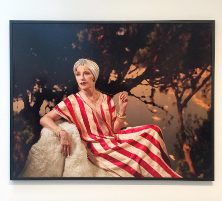 Cindy Sherman, Untitled (2016), via Art Observed