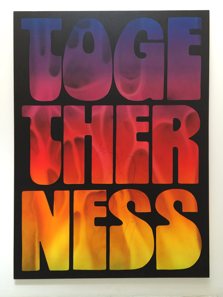 Friedrich Kunath, Togetherness (2016)