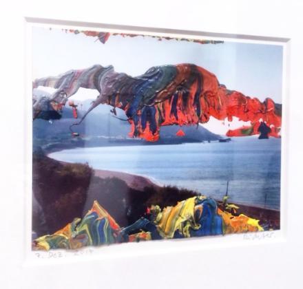 Gerhard Richter, 7. Dez. 2014 (2014), via Art Observed