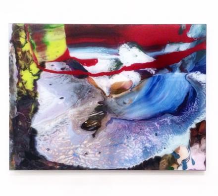 Gerhard Richter, 913-38 Aladin (2010), via Art Observed