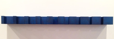 Donald Judd, Untitled (1967), via Quincy Childs for Art Observed