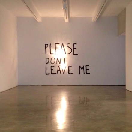 Bas Jan Ader, Please Don't Leave Me, 1969