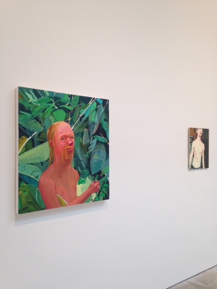 The Female Gaze, Part Two: Women Look at Men (Installation View)