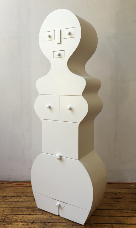 Nicola L, Femme Commode White (1968) © the Artist Courtesy Hauser & Wirth