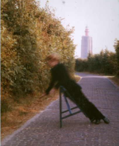 Bas Jan Ader, Broken fall (geometric), Westkapelle, Holland (1971), via Simon Lee