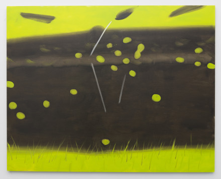 Alex Katz, Black Brook 18 (2014)