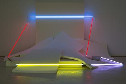Keith Sonnier, Ba-O- Ba VI (1970)