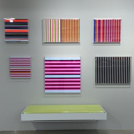 Works by Rosemarie Trockel, via Art Observed