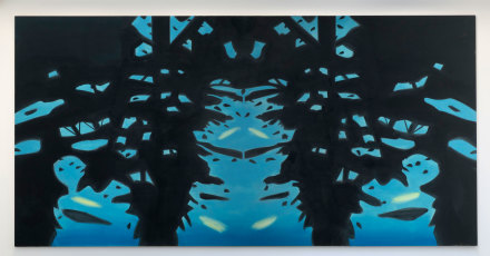 Alex Katz, Reflection 7 (2008)