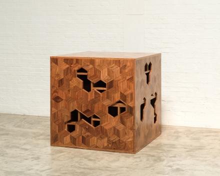 Ai Weiwei, Treasure Box (2014), via Max Hetzler