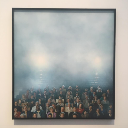 Alex Prager, Orchestra Center (Stage) (2016), via Lehman Maupin