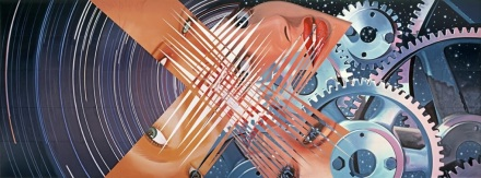 James Rosenquist, Four New Clear Women (1982), via Thaddaeus Ropac