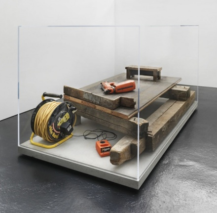 Mike Nelson, Tools that See (Installation view)