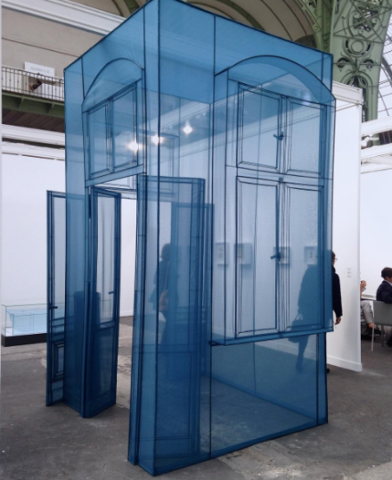 Do Ho Suh at Victoria Miro, via Art Observed