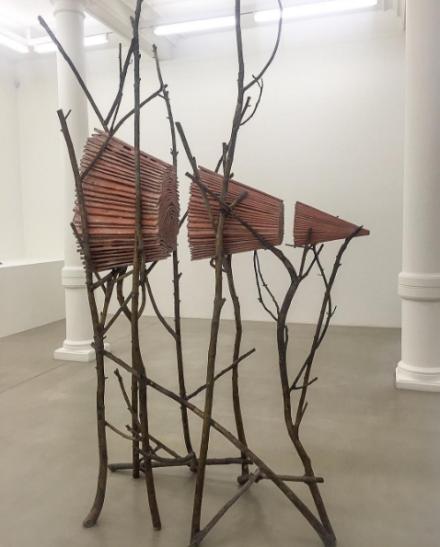 Giuseppe Penone, Ombra di terra (1999), via Art Observed