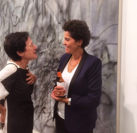 Julie Mehretu, via Art Observed
