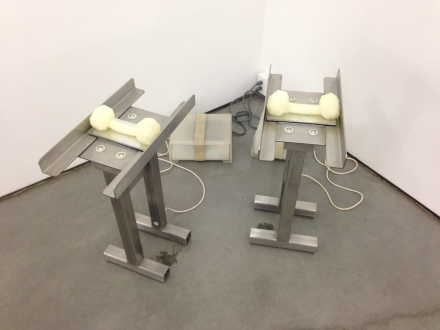 Matthew Barney, Facility of DECLINE at Gladstone Gallery (Installation View)