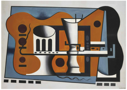 Fernand Léger, Nature morte (1930), via Christie's