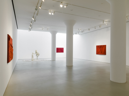 GCC, Positive Pathways (+) at Mitchell-Innes & Nash (Installation View)