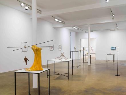 Jean-Luc Moulène, Ce fut une belle journée (Installation View)