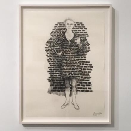Hannah van Bart, Untitled (2016), via Art Observed