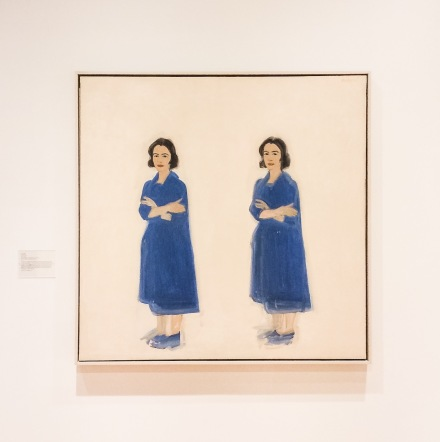 Alex Katz, Ada Ada, Grey Gallery NYU