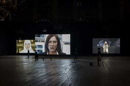 Manifesto at Park Avenue Armory Photo by James Ewing