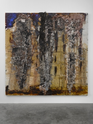 Anselm Kiefer, Walhalla (2015-2016), via White Cube