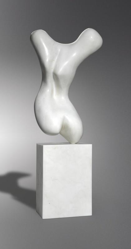 Jean Arp, Torse (1931), via Sotheby's
