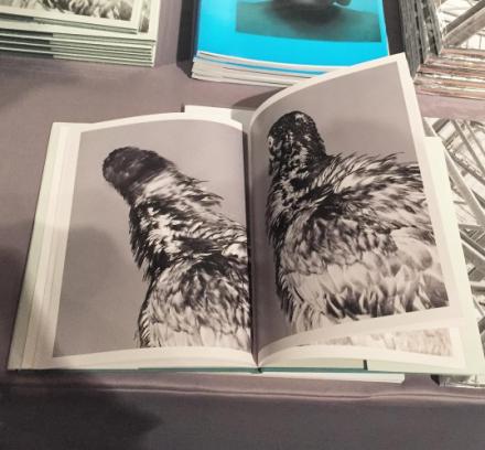 Marten Lange at Etudes, via Art Observed