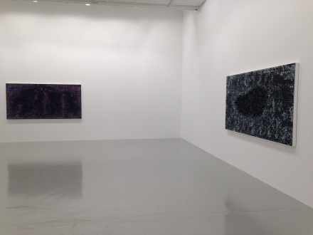 Jack Whitten at Hauser & Wirth (Installation View)