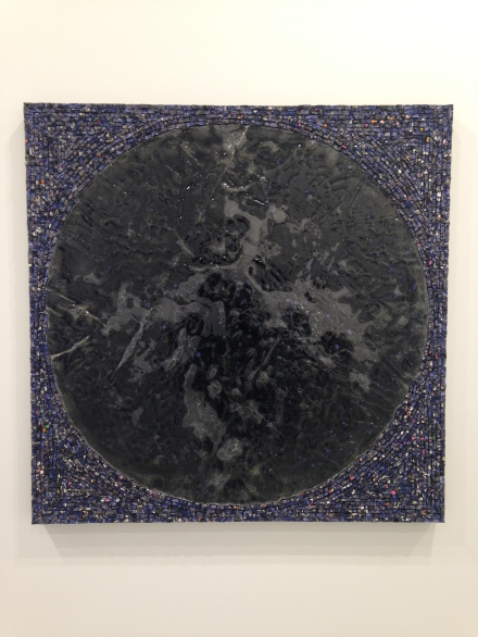 Jack Whitten, The First Portal (2015)