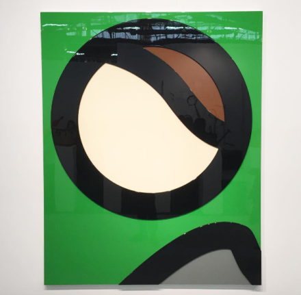 Julian Opie at Lisson Gallery, via Art Observed