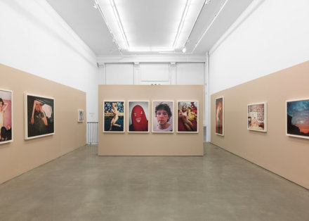 Ryan McGinley, Early (Installation View), via Team Gallery