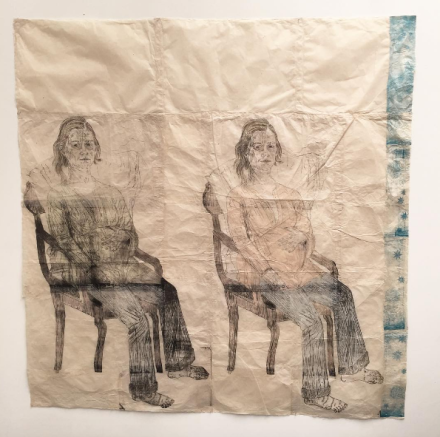 Kiki Smith, via Art Observed