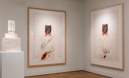 DIVINE DIALOGUES: Cy Twombly and Greek Antiquity (Installation View)