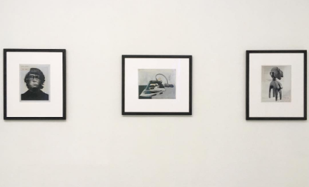 Thomas Ruff, New Works (Installation View), via Art Observed
