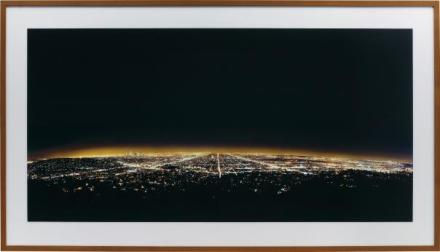 Andreas Gursky, Los Angeles (1999), via Phillips