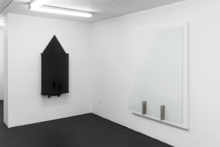 Elizabeth Orr, Our Hallway is Surrounded (Installation View), via Bodega