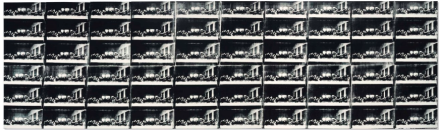 Andy Warhol, Sixty Last Suppers (1986), final price $63,312,500, via Christie's