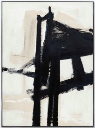 Franz Kline, Light Mechanic (1960) final price $20,562,500, via Christie's